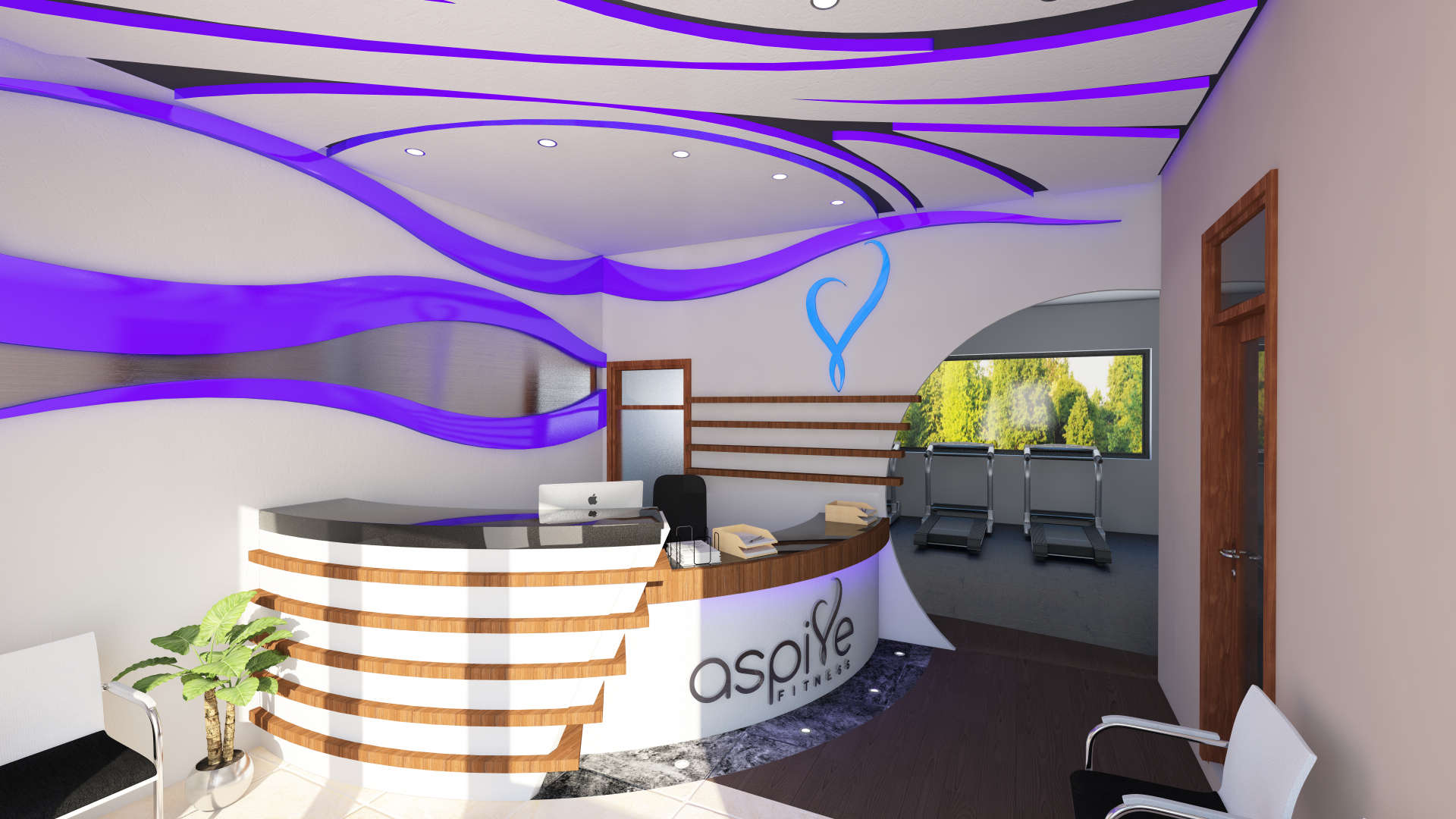 Aspire Fitness Uses Gym Management Software to Bring Fitness to Kenya