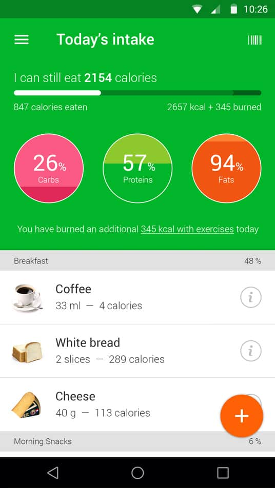 nutrition coaching software for personal trainers virtuagym