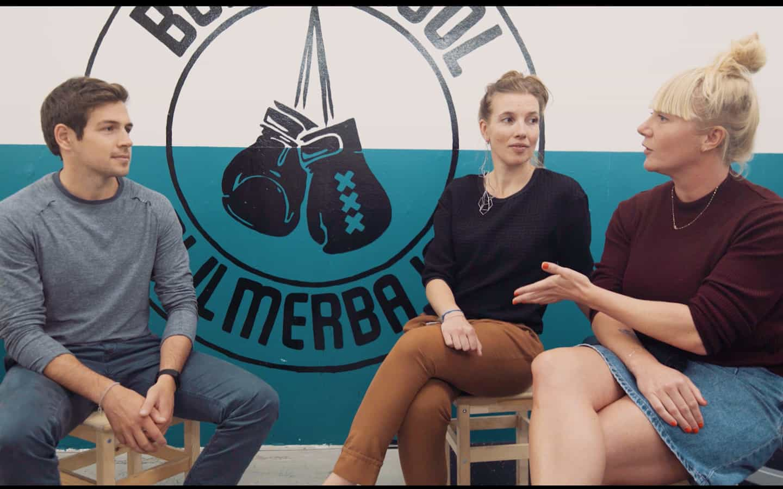 Boxing, business and Boksschool Bijlmerbajes
