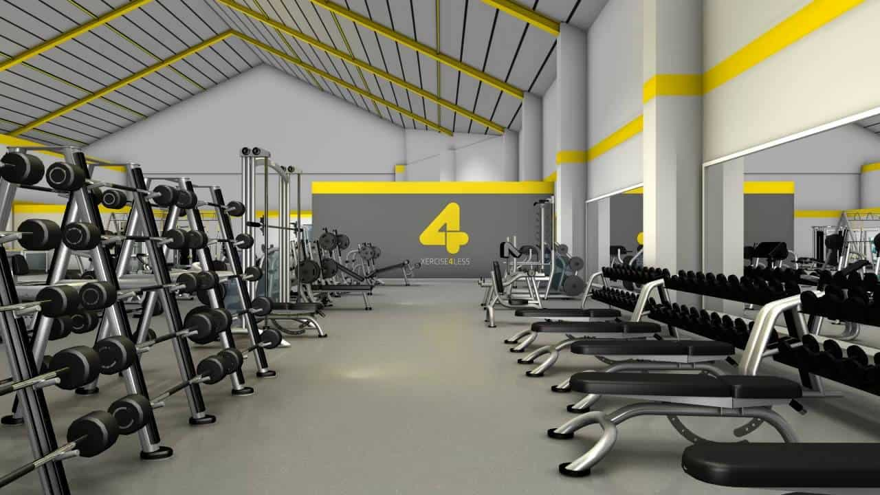 Virtuagym Delivers the Brand Promise of Xercise4Less