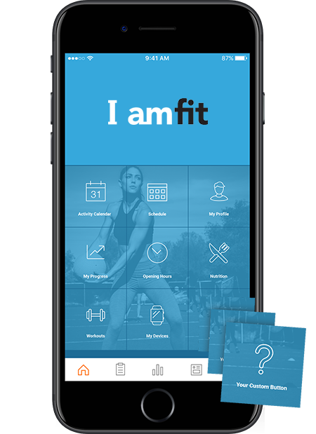 Fitness Enterprise mobile I am fit