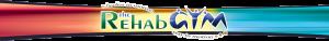 the rehab gym logo