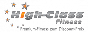 high class fitness logo